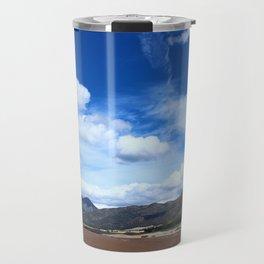 Sangre de Cristo Mountains Travel Mug