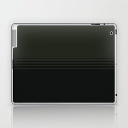 Deep Forest Horizontal Gradient Laptop & iPad Skin