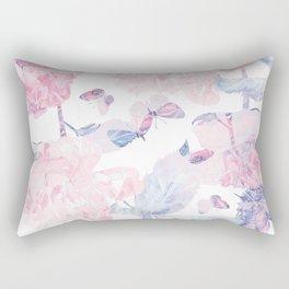 Dorothy's Roses Rectangular Pillow