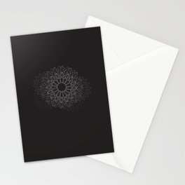 Spiral #abstract #dark Stationery Cards
