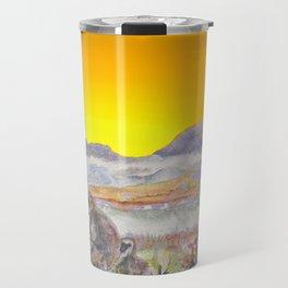 African Sun Family Travel Mug
