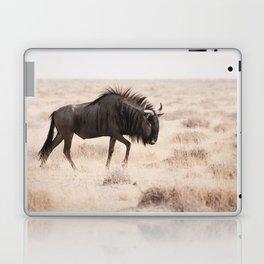 Wildebeest's long Walk Laptop & iPad Skin