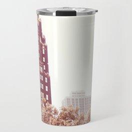Bryant Park NYC Travel Mug