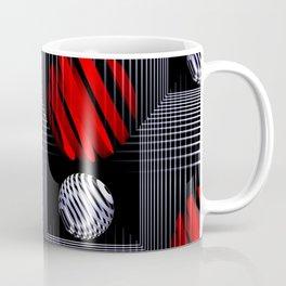 3D - abstraction -81- Coffee Mug