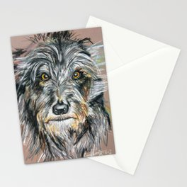 Irish Wolfhound Stationery Cards