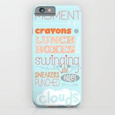 Swinging So High  iPhone 6s Slim Case