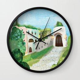 Studio Ghibli Museum  Wall Clock