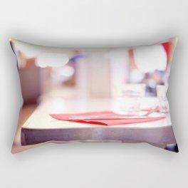 Pink in Paris 03 Rectangular Pillow