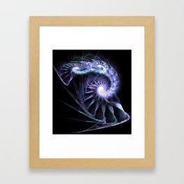 Fractal Framed Art Print
