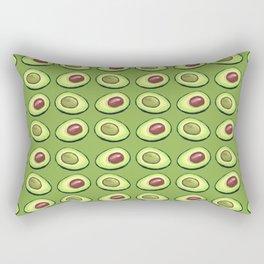 Avocado Healthy New You 2019 Rectangular Pillow