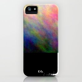 Timeless Dilemma [Reconsideration] iPhone Case