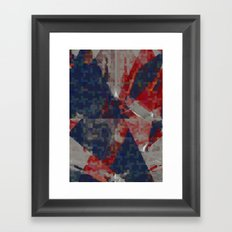 heterodoxy Framed Art Print