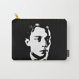 Buster Keaton Is Class Carry-All Pouch