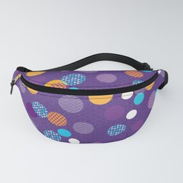 Japanese Patterns 07v Fanny Pack