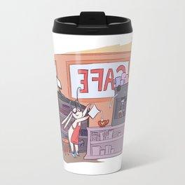 Bunny Barista Travel Mug