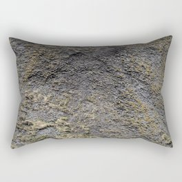 Iceland Rocks Rectangular Pillow