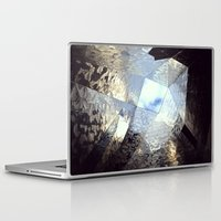 mirror Laptop & iPad Skins featuring mirror by Nat Alonso