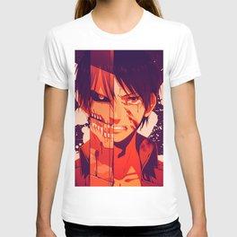 Atack on Titan - Eren T-shirt