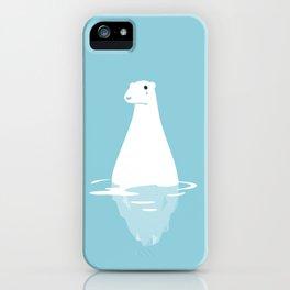 Polar Bearberg iPhone Case