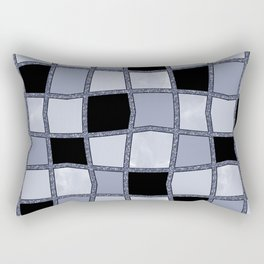 Geometric pattern.6 Rectangular Pillow