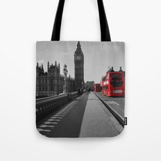 Big Ben Tote Bag