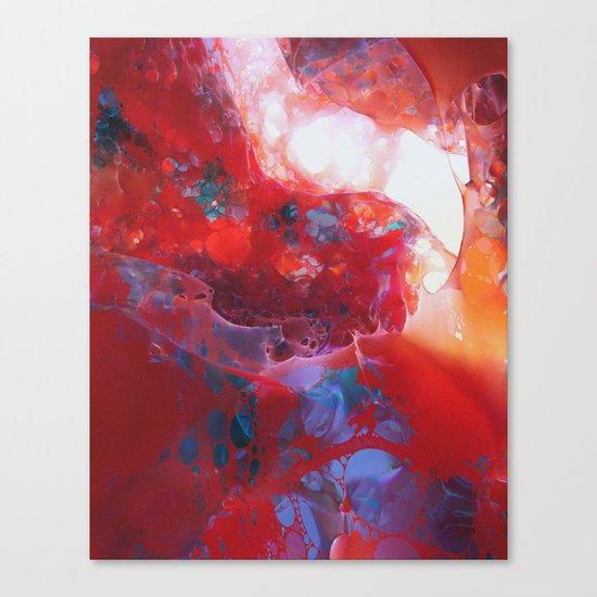 SYNAPSEWAVE Canvas Print