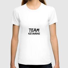 Ketamine Drug   K-Hole Drugs Rave Gift T-shirt