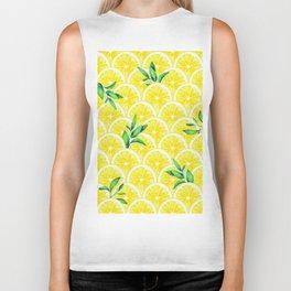 Zesty - lemonade Biker Tank