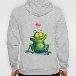 The frog Hoody