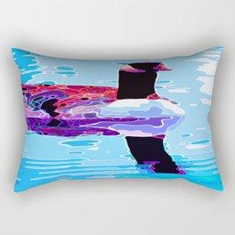 Canadian Goose  Rectangular Pillow