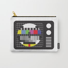 Without Watching TV Carry-All Pouch