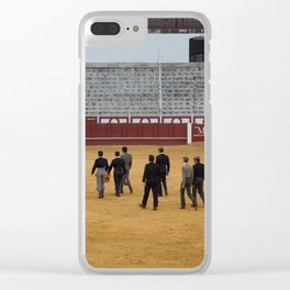 11 Angry Men Clear iPhone Case