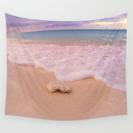 Shell Beach Wall Tapestry