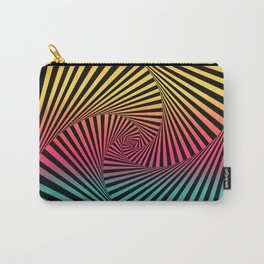 Summer Sunset Twista Carry-All Pouch