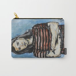 Sketch of The Neighbourhood's Zach Abels Carry-All Pouch