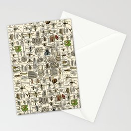 Vintage Entomology Stationery Cards