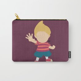 Lucas(Smash)Red Carry-All Pouch