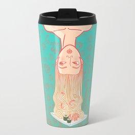 East noodles girl Travel Mug