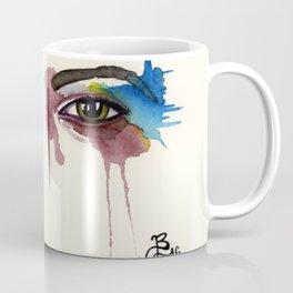 David Bowie Eyes Coffee Mug