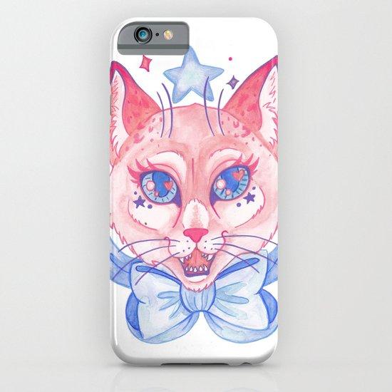 Kawaii Kitty iPhone & iPod Case