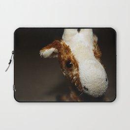 Stuffed Giraffe #2 Laptop Sleeve