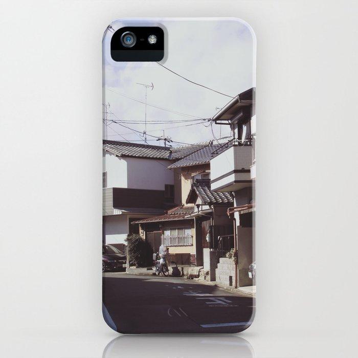 Turn left iPhone Case