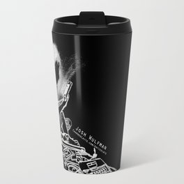 Upgrade by Josh Wulfman Travel Mug