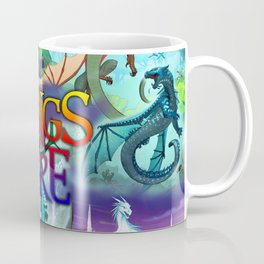Wings of fire dragon Coffee Mug
