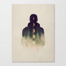 Night Air Canvas Print