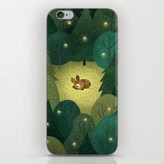 Enchanted Forest Baby iPhone Skin