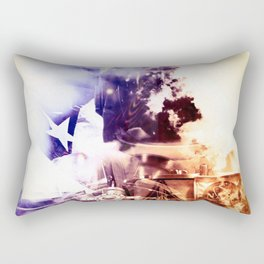 """""""From Tuskegee And Beyond 2"""" Rectangular Pillow"""