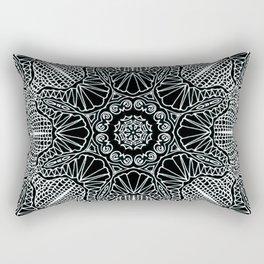 Mehndi Ethnic Style G412 Rectangular Pillow