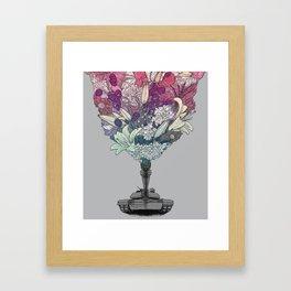 Ka-Bloom Framed Art Print