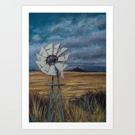 Wisconsin 70/100 Art Print